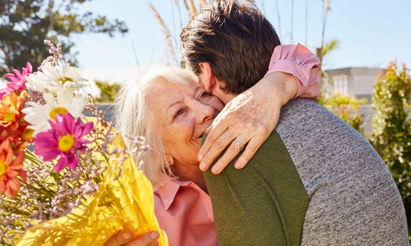 Celebrating your Mother in Senior Living