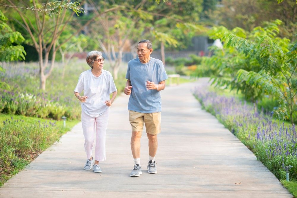 Staying Active is important in Senior Living Communities