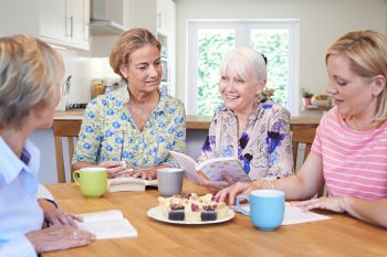 The Benefits of Book Clubs