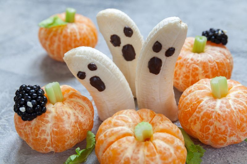 Healthy Halloween Treat Ideas