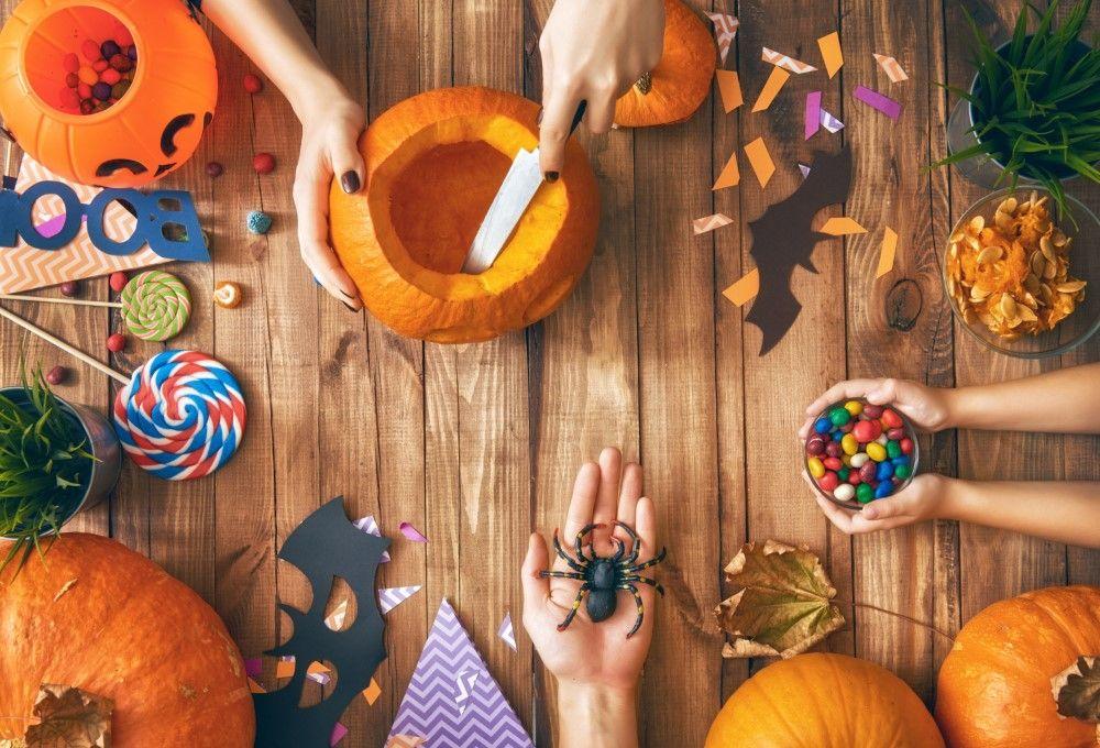 Loving a Spooky October