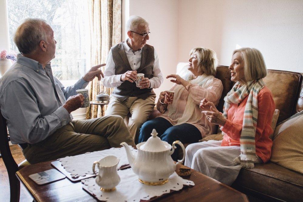 Retirement Community Advantages