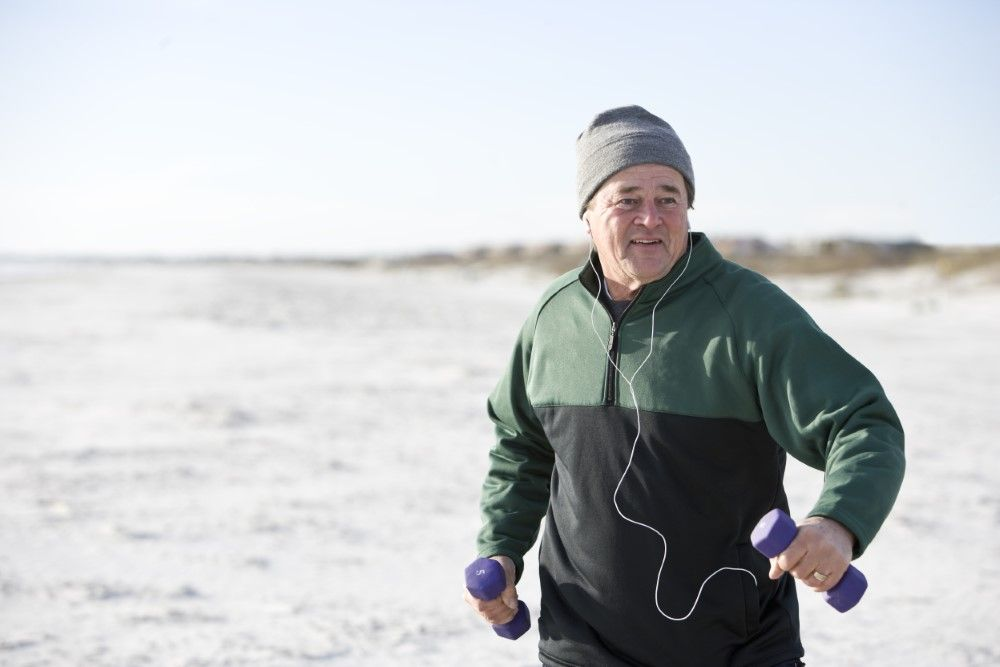 How to Stay Active During The Winter Months