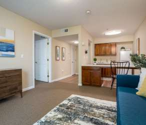 Assisted Living unit - Living Room